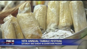 Food City's Tamale Festival kicks off this weekend