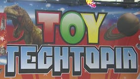 Local toy company hosting pop-up shops for last minute shopping