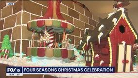 Cory's Corner: Four Seasons Christmas celebration