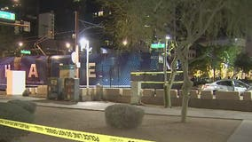 PD: Wrong-way driver killed after colliding with light rail in downtown Phoenix