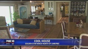 Cool House: Golden Star Ranch north of Carefree