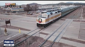 Drone Zone: Taking a look at Arizona's very own Polar Express