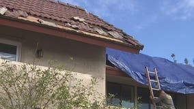 Valley residents continue to clean up from recent storms as more rain is predicted