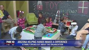 Community Cares: Arizona Helping Hands
