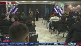 GCU surprises local high school students with scholarships