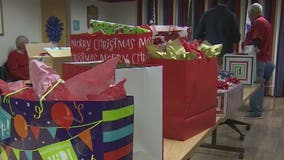 Arizona State Veterans Home residents received early Christmas gifts thanks to volunteers