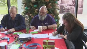 APS employees give back on 'Giving Tuesday' by helping 6 Valley non-profits
