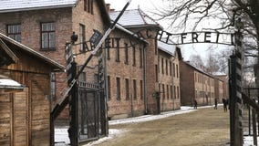 Amazon pulls 'disturbing' Christmas ornaments showing Auschwitz concentration camp after protest
