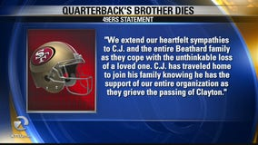 Brother of 49ers quarterback C.J. Beathard killed outside Nashville bar