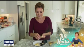 Life Hacks: Have you ever wondered how to thinly slice your banana?