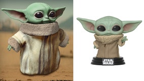 Baby Yoda toys can pre-ordered, but you won't get your hands on one until 2020