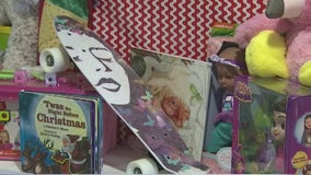 Valley family, non-profit collecting Christmas gifts for foster kids in honor of late daughter