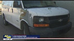 Community Cares: Local company replaces Valley non-profit's stolen van
