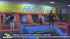 Cory's Corner: Urban Air Entertainment Center