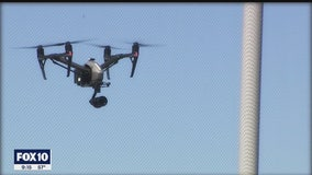 As drone popularity grows, Valley school has program to fill need for drone engineers, pilots