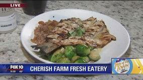 Taste of the Town: Cherish Farm Fresh Eatery