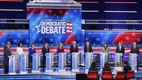 DNC draws criticism from 2020 Democratic presidential candidates who didn't qualify for debate