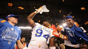 Air Force tops Washington State 31-21 at Cheez-It Bowl