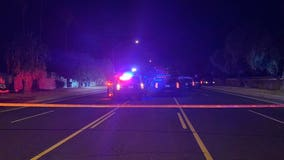 Suspect hospitalized, no officers hurt in Mesa police shooting