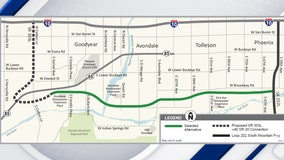 Plans advance for new highway in southwest metro Phoenix