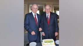 Georgia twins who served in World War II celebrating 100th birthday