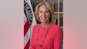 Education Secretary Betsy DeVos pushes school vouchers at Scottsdale event