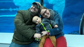 With treatments failing, Michigan toddler with leukemia has bucket list to fulfill