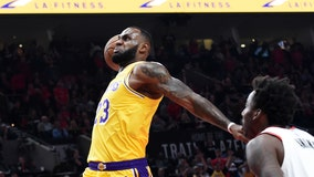 LeBron James named male athlete of the decade