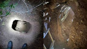 Border Patrol finds another tunnel in Nogales, 4 arrested
