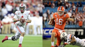 Ohio State and Clemson will play in the 2019 Fiesta Bowl