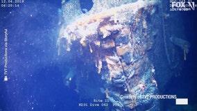 Wreck of German WWI battlecruiser discovered off Falkland Islands in 'major breakthrough'