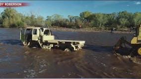 Pants of missing girl found in Arizona creek