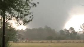 Louisiana: Apparent twister destroys buildings, 1 dead