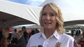 Phoenix Fire Chief gives update after undergoing breast cancer surgery