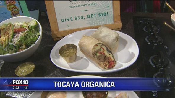Fajita Bowls with Tocaya Organica