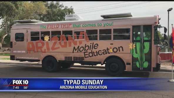 TyPad: Arizona Mobile Education