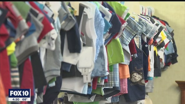 Catholic Charities helps parents who help others
