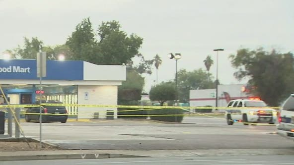 Phoenix Police investigating deadly shooting at gas station
