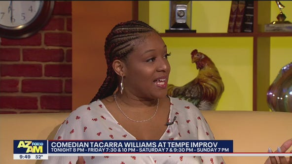 Tacarra Williams to perform at Tempe Improv