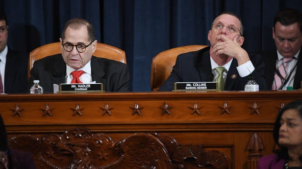 After unexpected recess, House Judiciary committee to take historic vote Friday on Trump impeachment