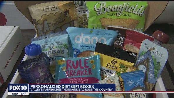 Unique gift box created by Valley man reaching many across the country