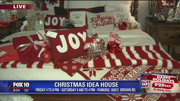Cory's Corner: Christmas Idea House