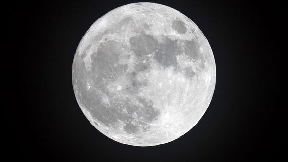 December's 'Full Cold Moon' to usher in cold temperatures, extra hours of darkness