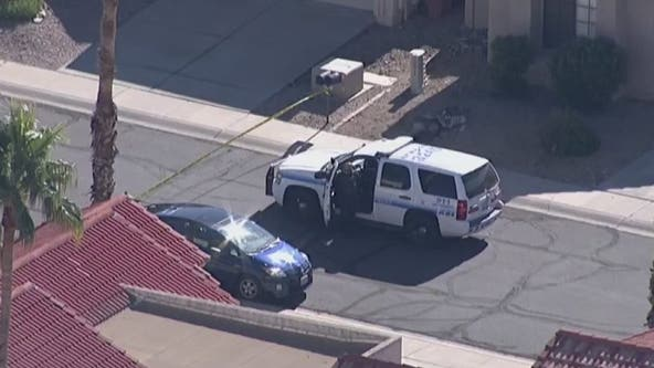 Police: Boy dead following shooting at Scottsdale home