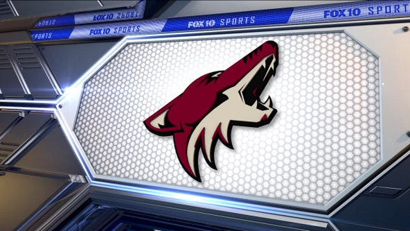 Coyotes fall to Oilers 7-3