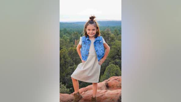 Search for missing 6-year-old girl in Arizona creek now a recovery mission