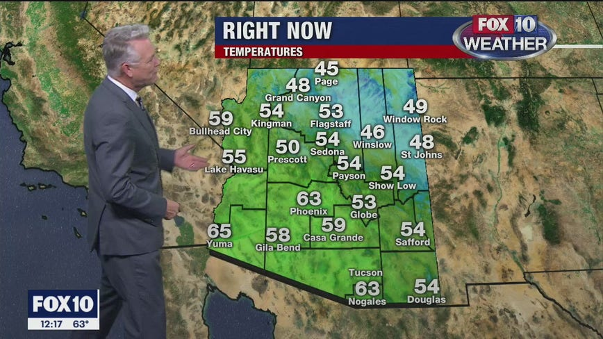 Noon Weather - 12/12/19