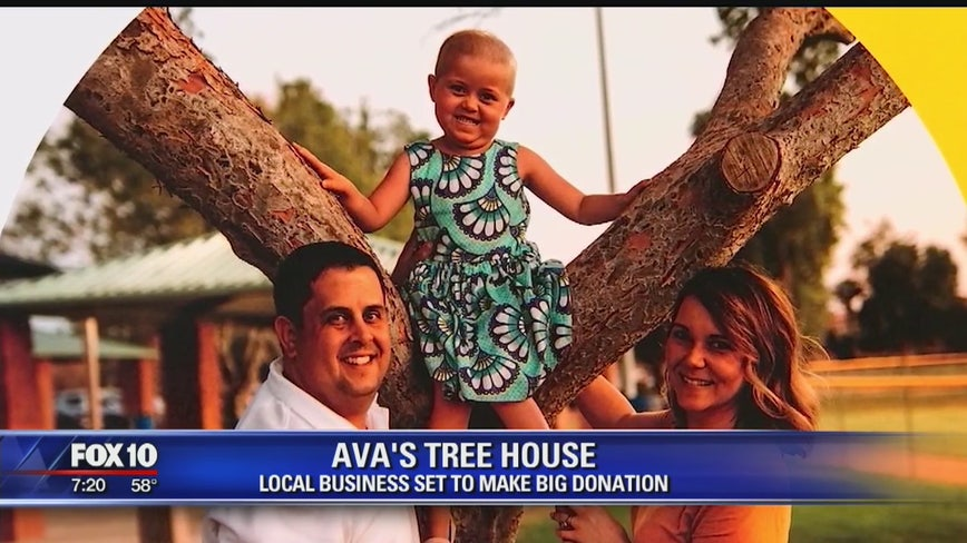 Valley business helping AZ Cancer Foundation build a special place for kids in treatment