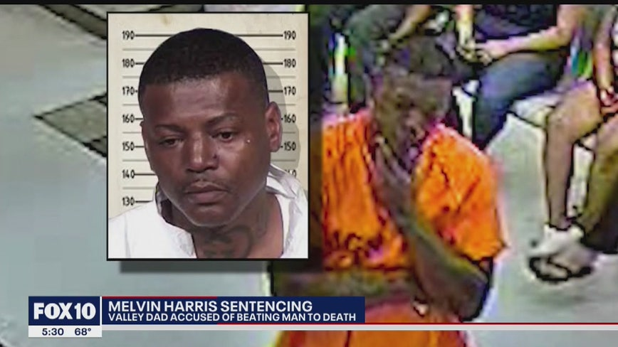 Man accused of killing man trying to enter the restroom his daughter was in sentenced to 8 years