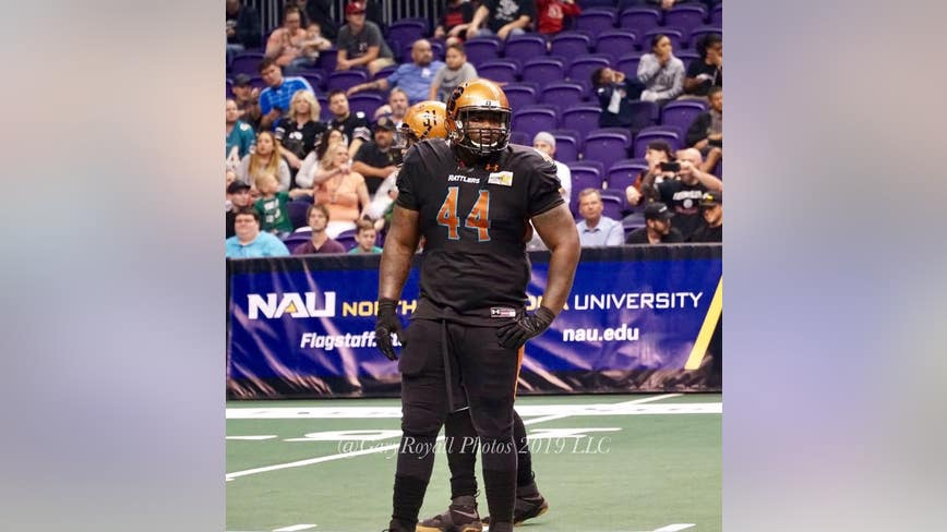 Phoenix police: Man arrested in connection to fatal shooting of Arizona Rattlers football player